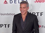 George Clooney a knight in shining armour - allegedly! 3904E72600000578-0-image-a-2_1475404000530