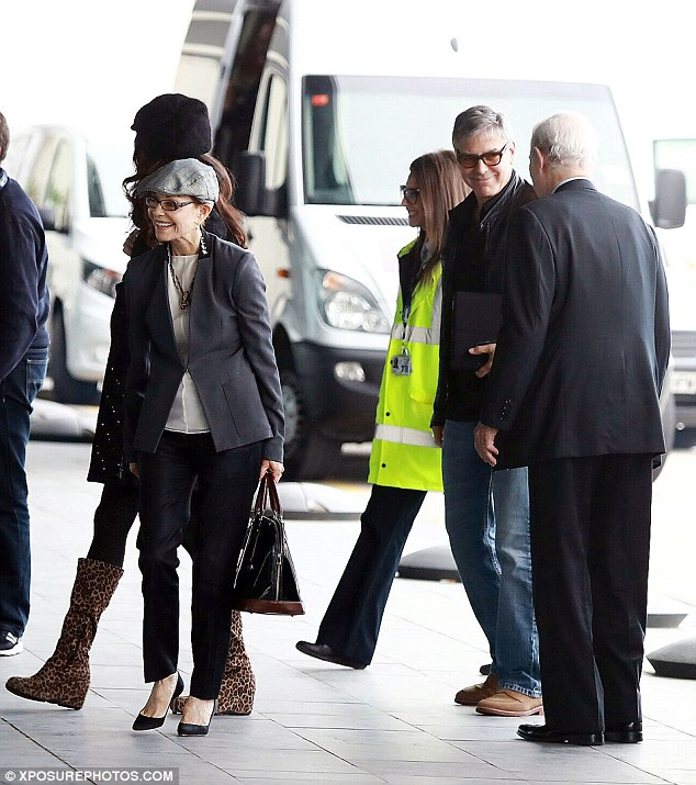 George and Amal Clooney leave Spain 3CCD607100000578-4188588-image-m-50_1486143225117