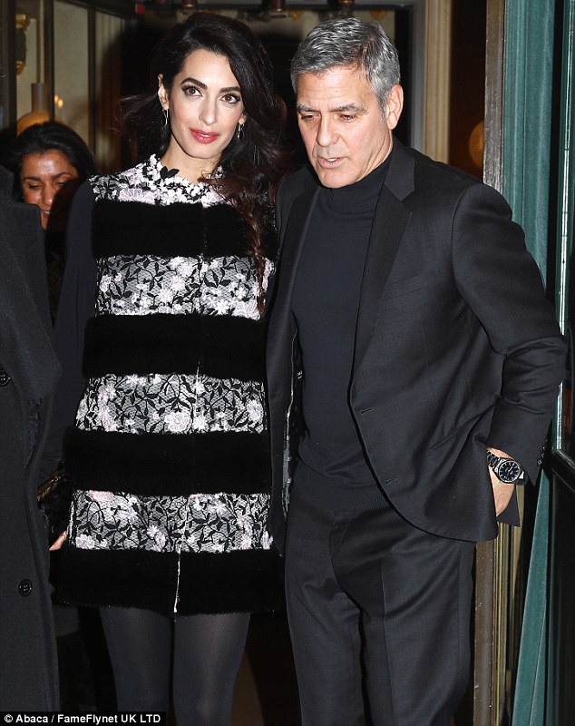The Night After the Cesars 2017: George and Amal in Paris 3DACF89A00000578-4260326-image-m-15_1488067062608
