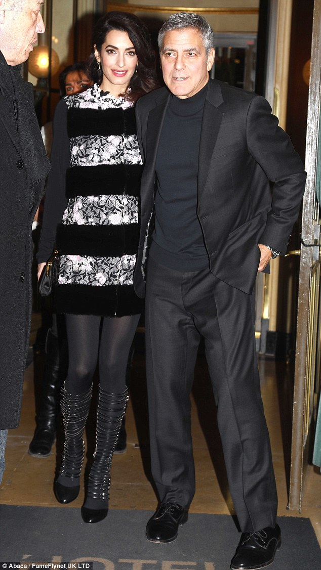 The Night After the Cesars 2017: George and Amal in Paris 3DACF6EB00000578-4260326-image-m-17_1488067606653