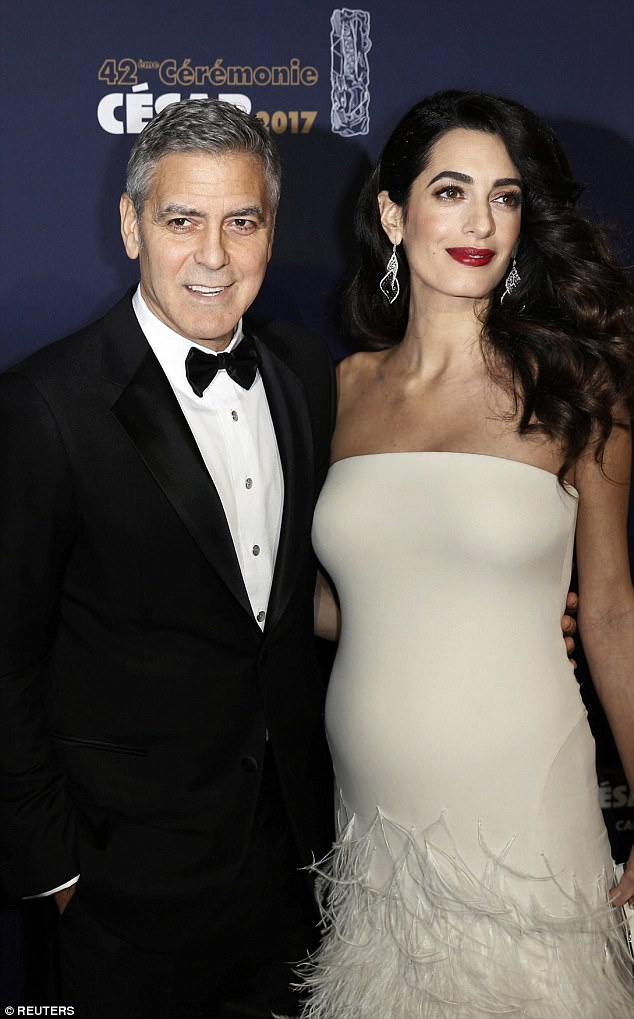 George and Amal paid for couple to stay in hotel for a month 3ED17E4000000578-4369804-image-a-31_1490997335445