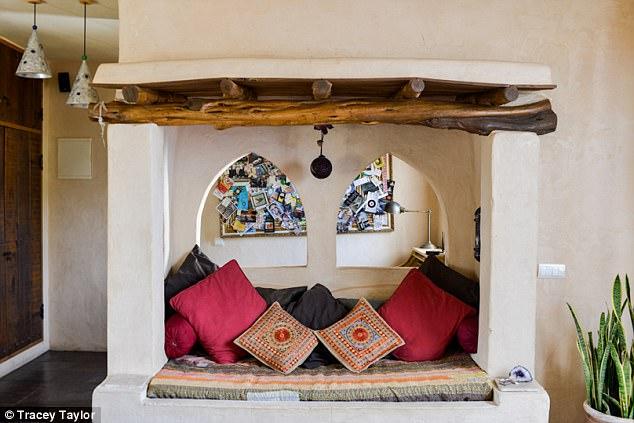 Amal Clooney's makeup artist reveals Ibiza villa 3FD0533F00000578-4462386-image-a-43_1493649924757