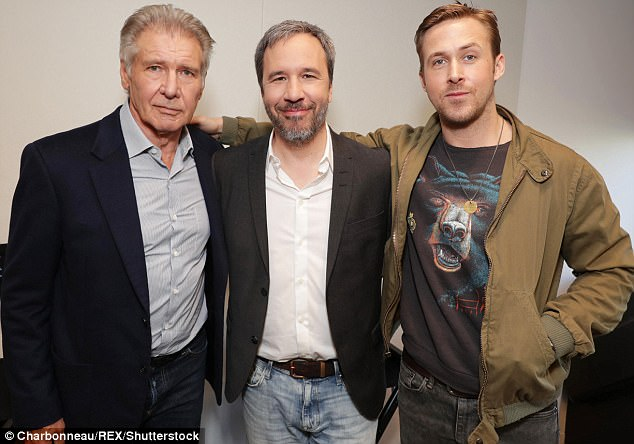 ¿Cuánto mide Harrison Ford? - Altura - Real height 401C190300000578-0-image-m-14_1494283649264