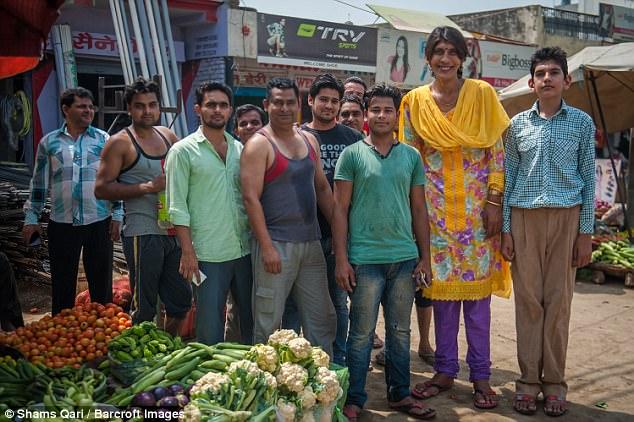 La historia del niño más alto de la India, Karan Singh 41691B5800000578-4602518-image-a-19_1497444731624