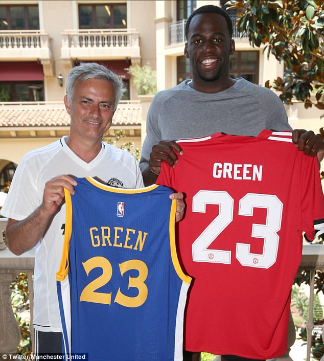 ¿Cuánto mide Draymond Green? - Altura - Real height 4236C0FF00000578-4684452-image-a-2_1499755992727