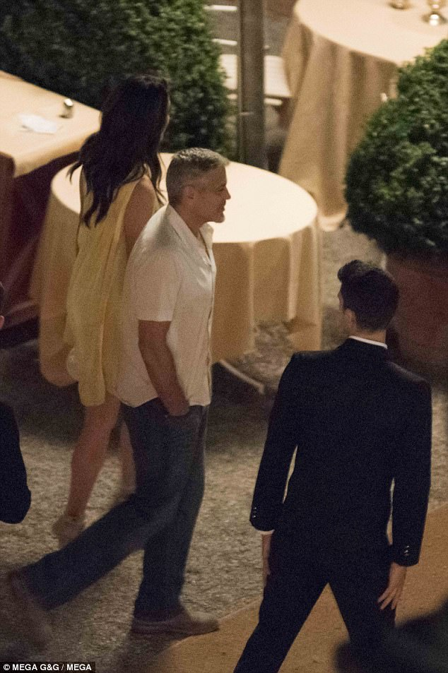 George Clooney is back in Como 4278357C00000578-4710124-image-a-48_1500458014831
