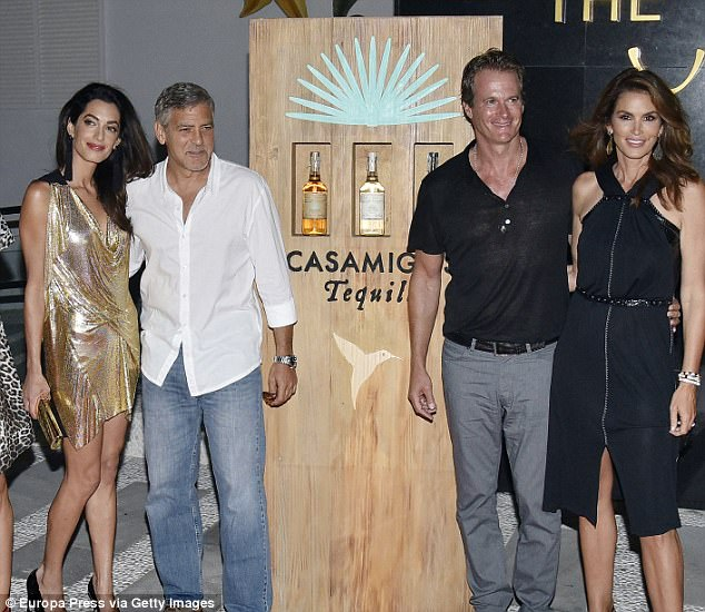 L.A man sues George, Rande and Tequila company 42AD161400000578-4730022-Clooney_with_his_wife_Amal_Alamuddin_Rande_Gerber_and_Cindy_Craw-m-29_1501084096597