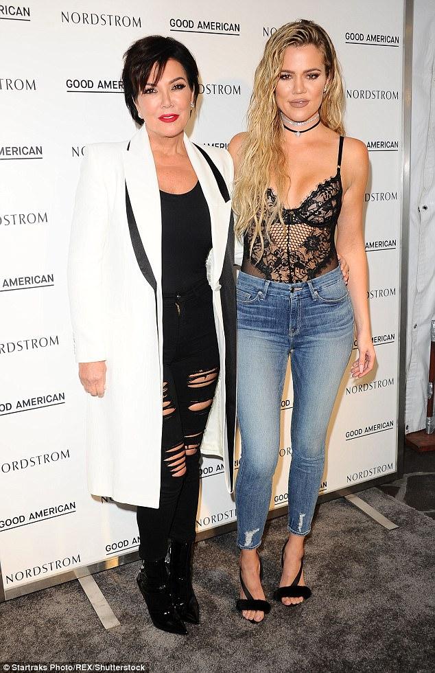 ¿Cuánto mide Khloe Kardashian? - Real height 42CE0B5000000578-4742450-image-a-34_1501349165897