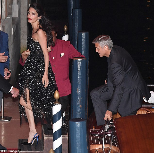 George and Amal in Venice 43C2FEEE00000578-4841936-image-m-47_1504211745277