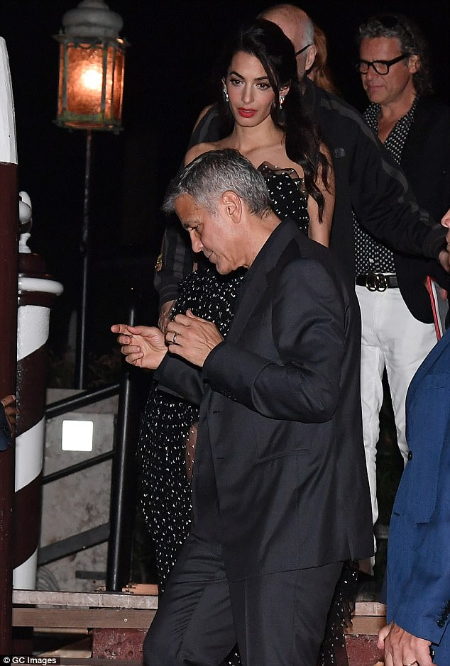 George and Amal in Venice 43C3013900000578-4841936-image-m-88_1504212563041