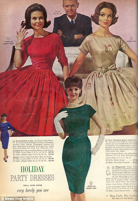 When all women wanted for Christmas was a Hoover, and men were after some Pipe Appeal: Cringeworthy adverts show life in the days before political correctness   47894C2200000578-5208475-image-m-57_1514041202790