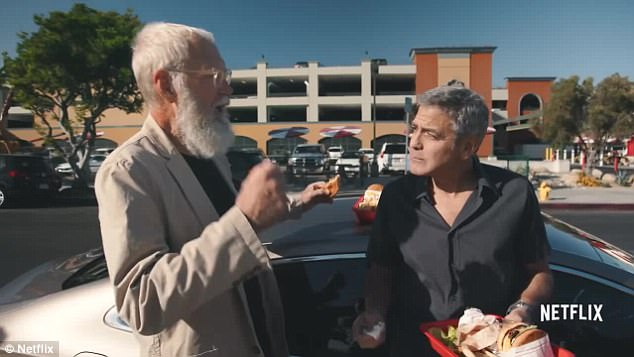 David Letterman shames George Clooney for not tipping 48FA2AB100000578-0-image-a-29_1518057758020
