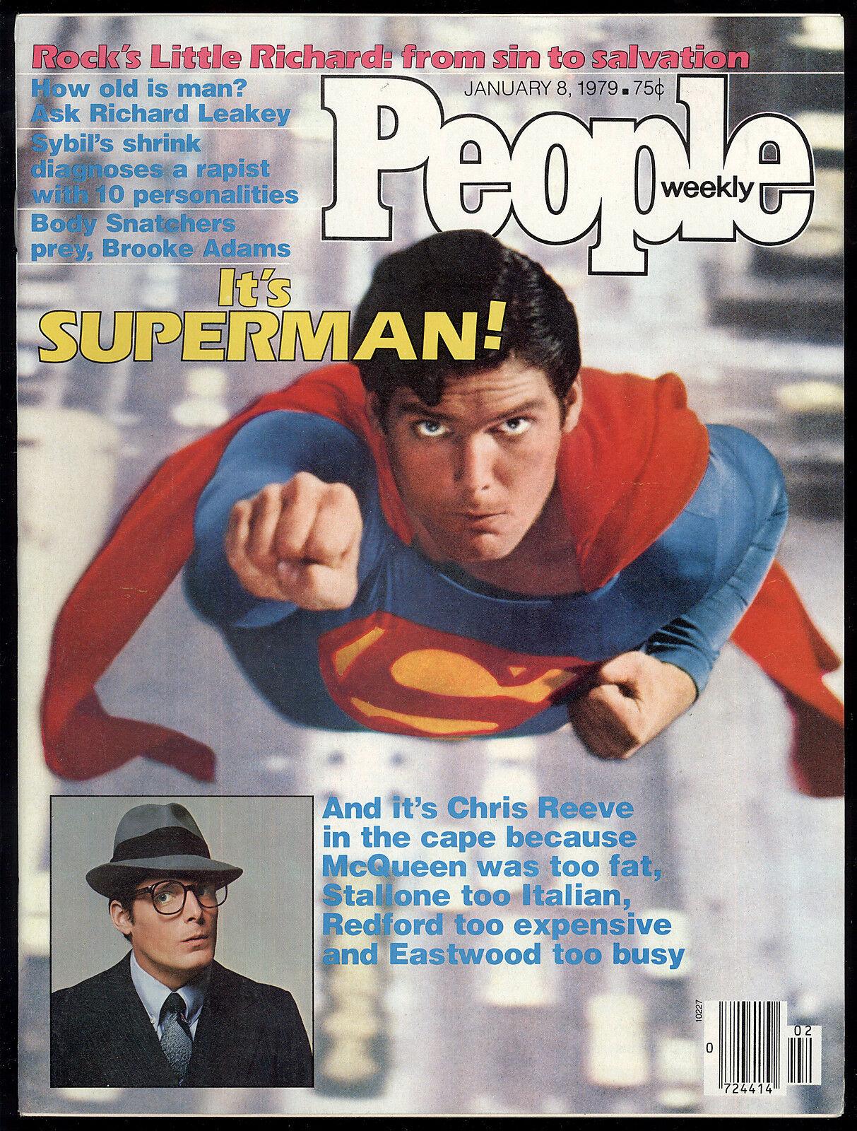 [Análisis y debate] Tetratología de Superman con Christopher Reeve S-l1600