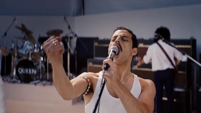 Bohemian Rhapsody, le biopic sur Freddie Mercury, s'offre une bande-annonce dantesque ! Par Hugo N.                    XVM121d3b0c-59e6-11e8-9656-537e55f35539-805x453