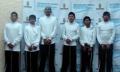 Detienen al presunto líder del grupo criminal 'La Barredora' Procu230811ta-480x288