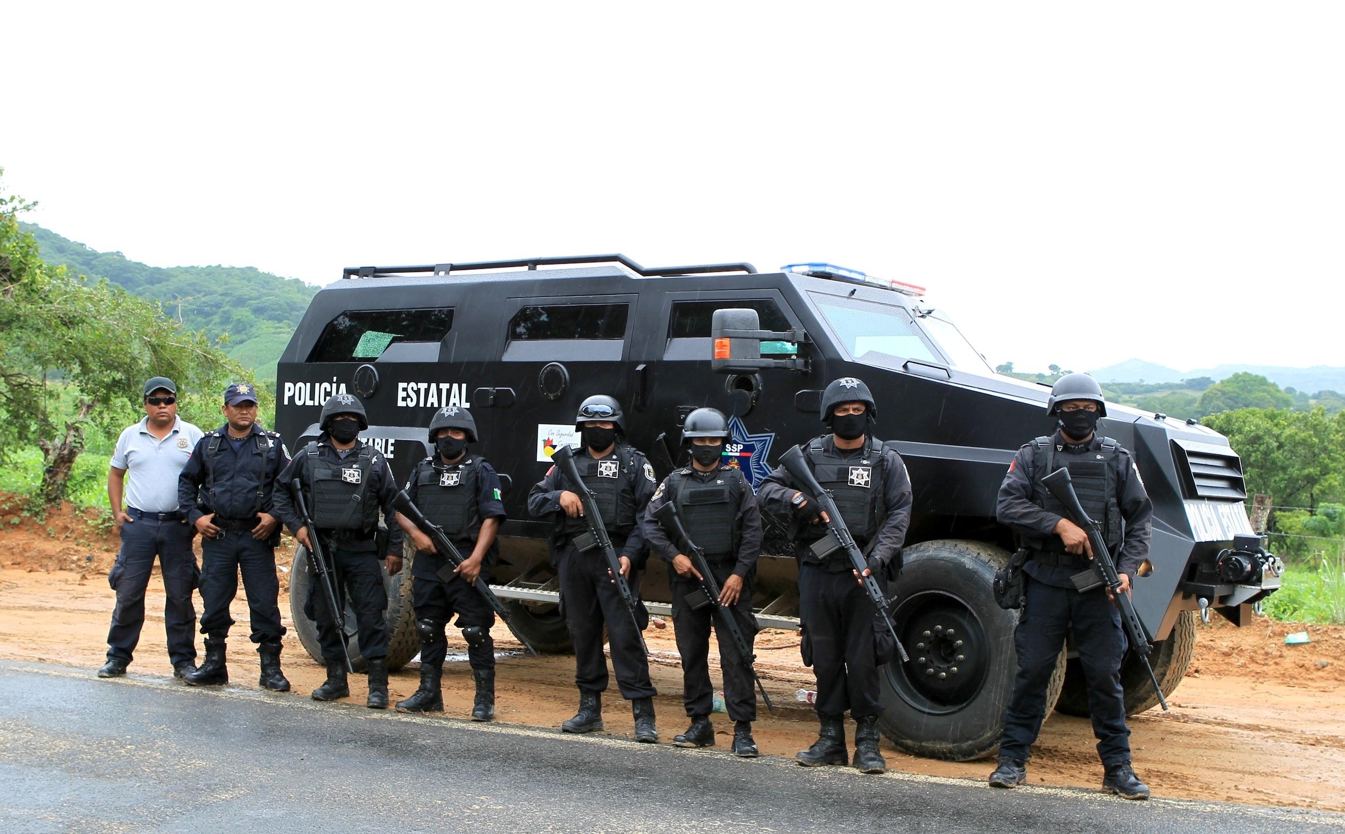 Vehiculos tacticos de Policias locales de Mexico - Página 2 SSPyPC-11