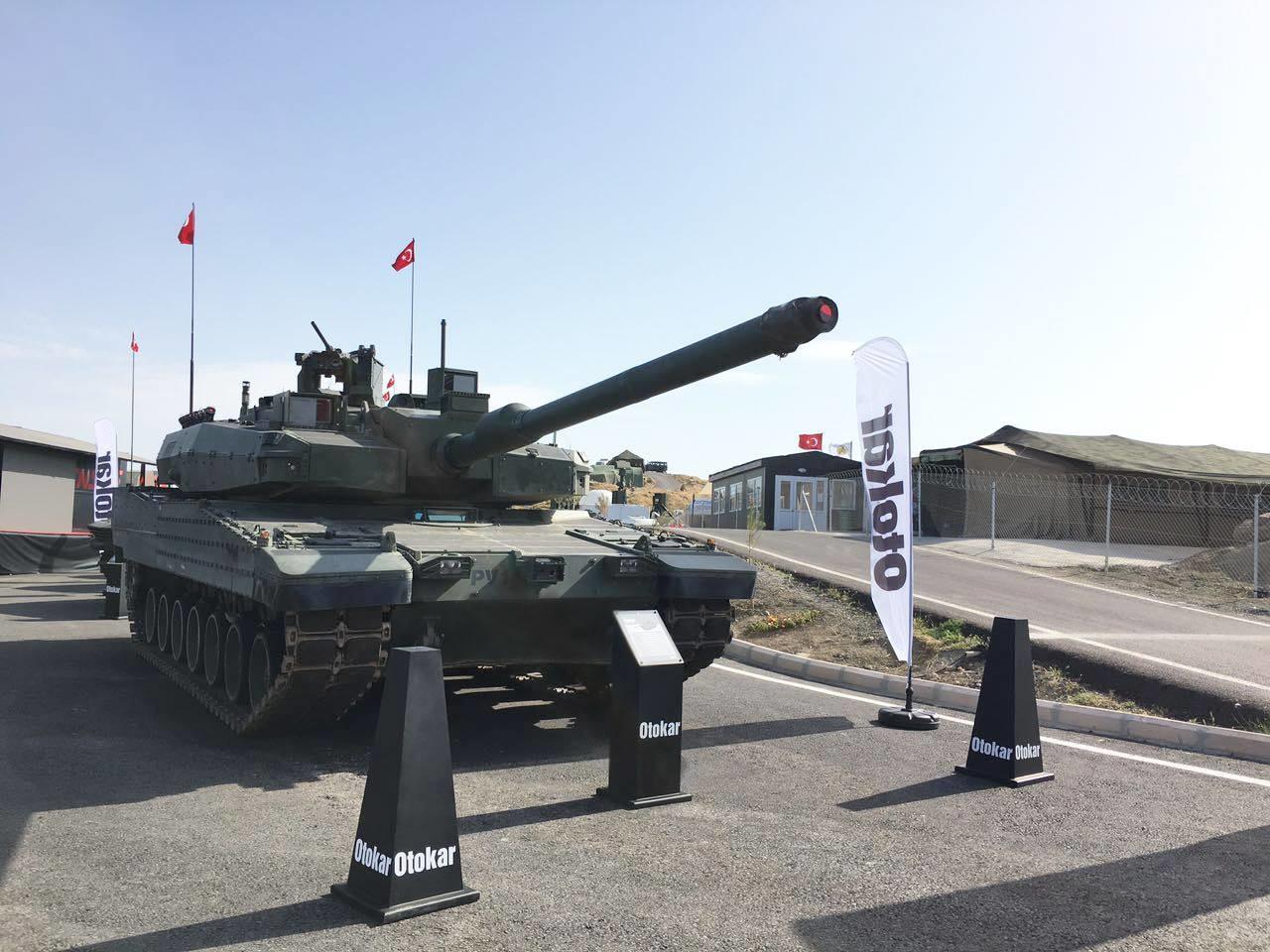 Turkish Ground Forces equipment 2Z5690
