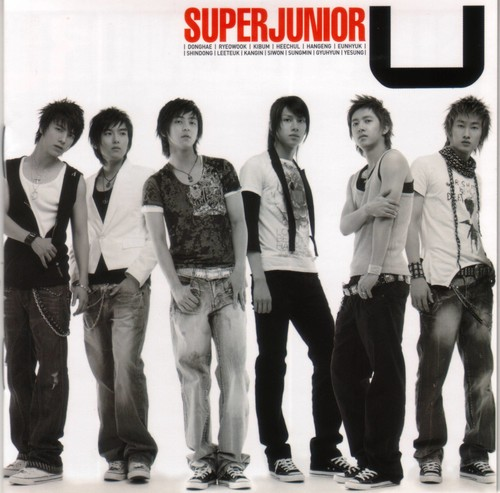 Super Junior U Photoshoot 4zN1BL