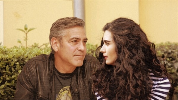 George Clooney and Tuba Buyukustun Photoshopped Pictures - Page 3 El3WzZ