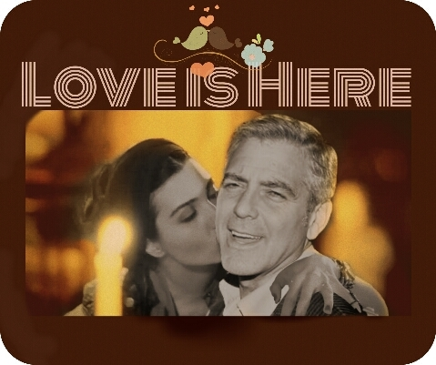 George Clooney and Tuba Buyukustun Photoshopped Pictures ZNNEgV