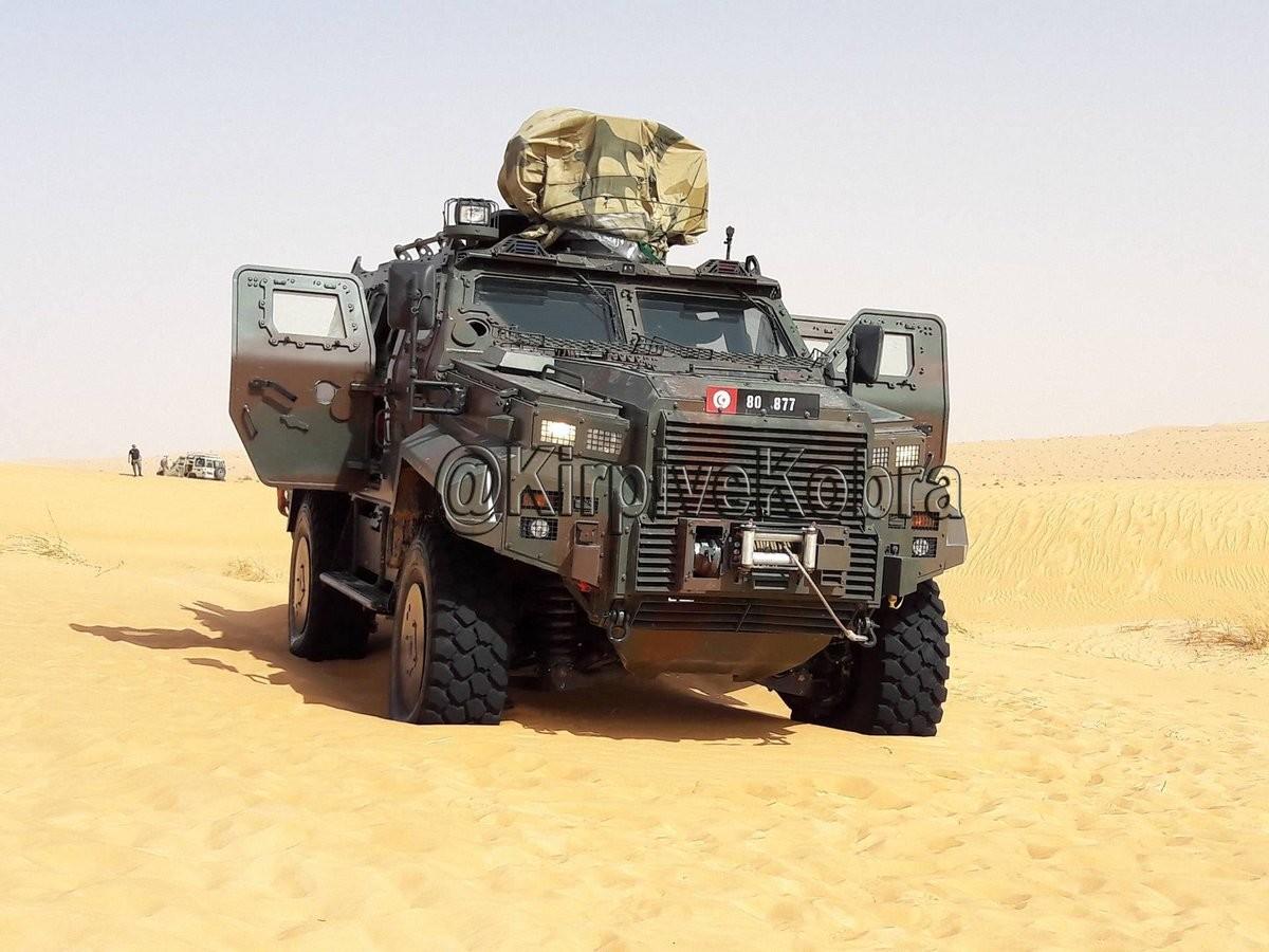 Armée Tunisienne / Tunisian Armed Forces / القوات المسلحة التونسية - Page 8 JXoQJD