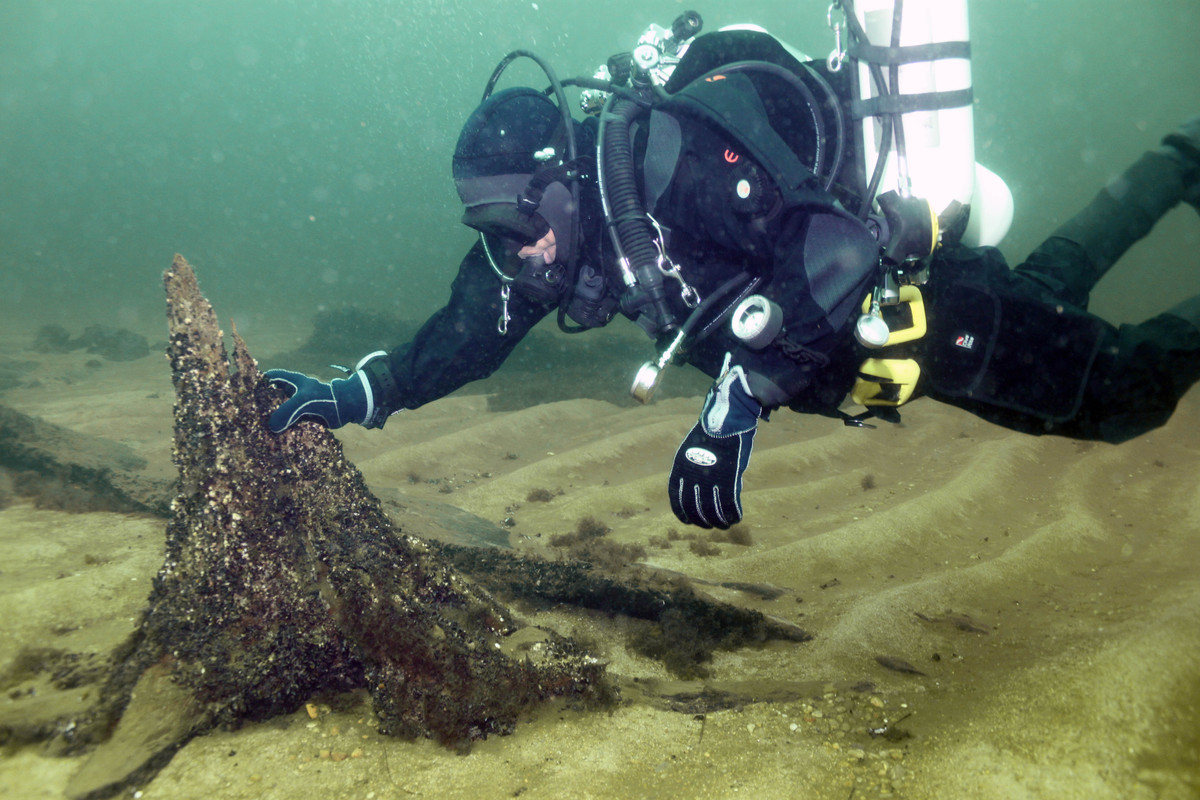 'Swedish Atlantis' Artifacts From Stone Age Found In Baltic Sea  Slide_335288_3371643_free