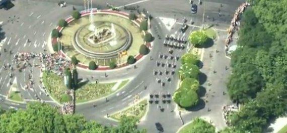 El escaso apoyo popular en las calles a Felipe VI O-NEPTUNO-570