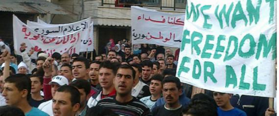 Revolta Omã / Trondheim Muçulmano R-SYRIA-PROTESTS-large570