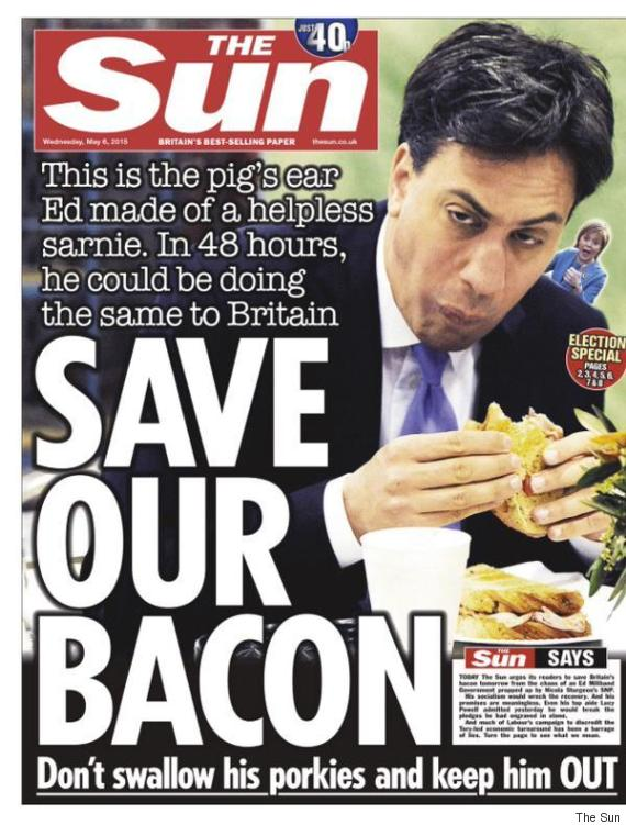 Election 2015: best political pictures and videos - Page 3 O-MILIBAND-THE-SUN-570