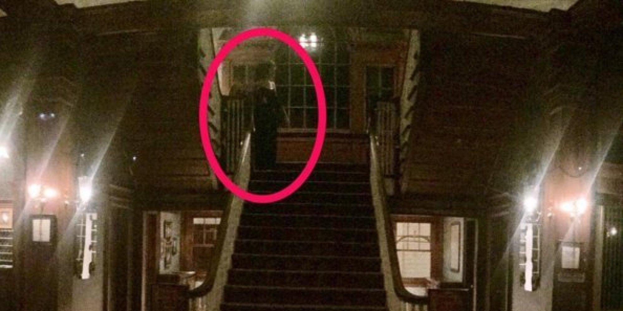 """Un homme immortalise la présence d'un fantôme dans l'hôtel qui a inspiré le film """"Shining""""  O-STANLEY-HOTEL-GHOST-facebook"""