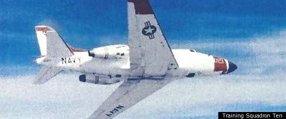 T-39D Sabreliner Pilot Encounters UFO over Pensacola, Florida 1975  R-SABRELINER-JET-large570