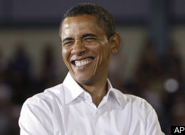 8-28-2013 CB-BR - Gift System S-OBAMA-LAUGHING-large
