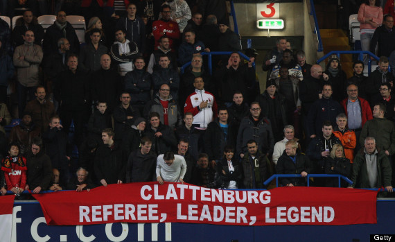 Mark Clattenburg O-CLATTENBURG-570
