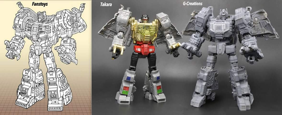 [Fanstoys] Produit Tiers - Dinobots - FT-04 Scoria, FT-05 Soar, FT-06 Sever, FT-07 Stomp, FT-08 Grinder - Page 6 1BU095Ks