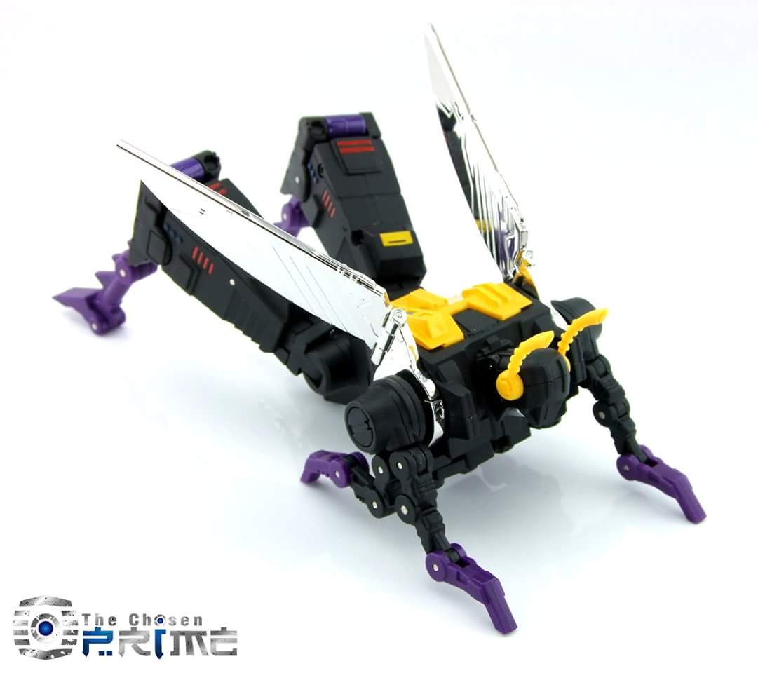 [Fanstoys] Produit Tiers - Jouet FT-12 Grenadier / FT-13 Mercenary / FT-14 Forager - aka Insecticons - Page 3 1DiMQ95C