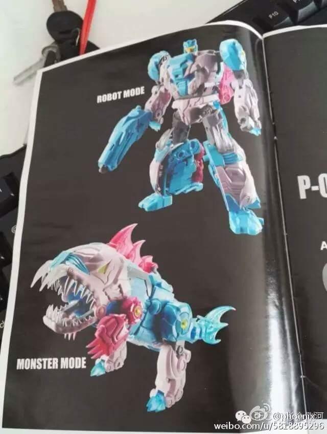 [TFC Toys] Produit Tiers - Jouet Poseidon - aka Piranacon/King Poseidon (TF Masterforce) - Page 2 1TTINLyu
