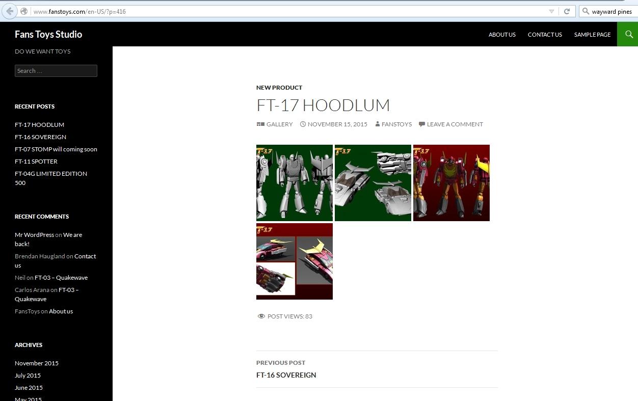 [Fanstoys] Produit Tiers - Jouet FT-17 Hoodlum - aka Hot Rod/Météorite 26eVww9c