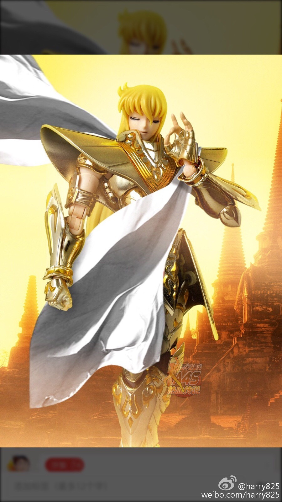 [Comentários]Saint Cloth Myth EX - Soul of Gold Shaka de Virgem - Página 5 2szQJcEQ