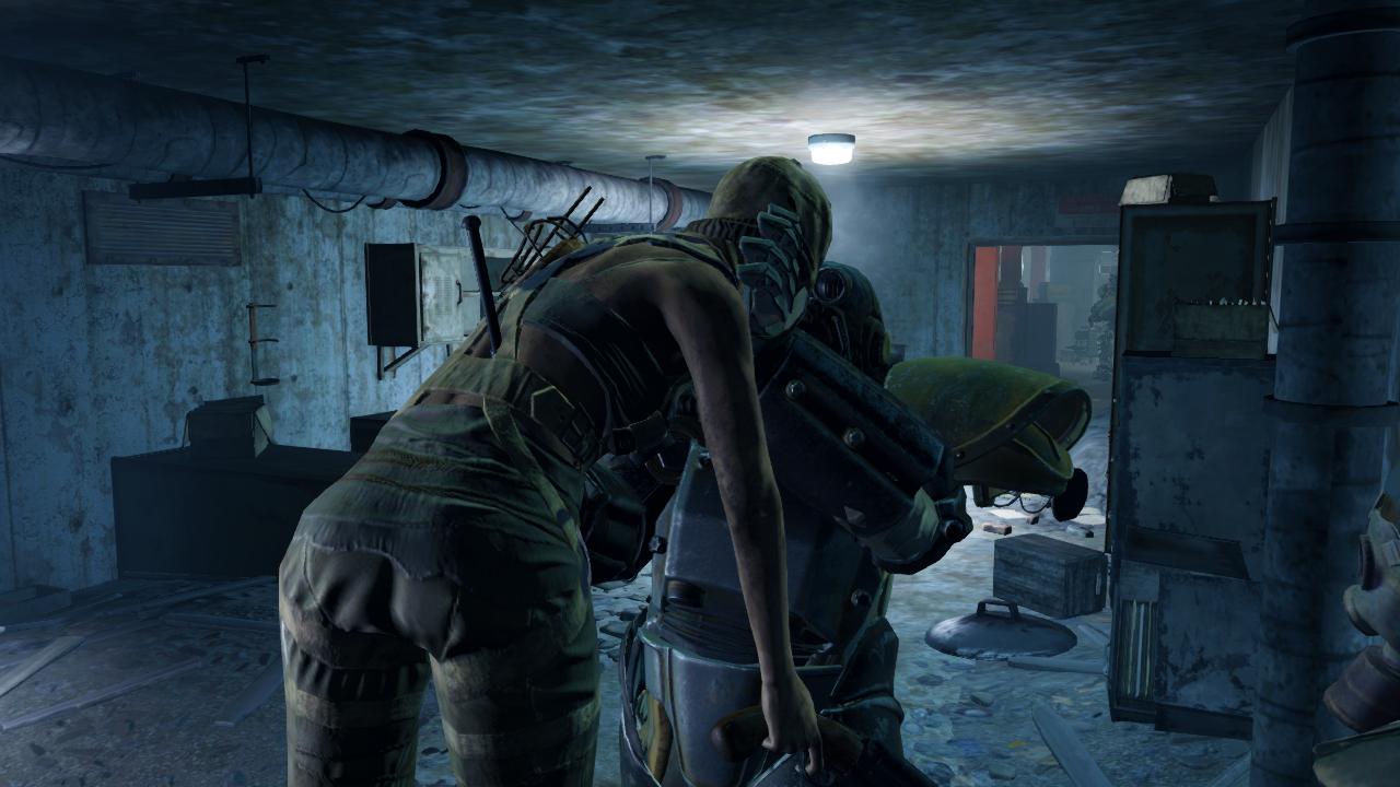 Fallout 4 Melee/Unarmed combat 3evLXhk2