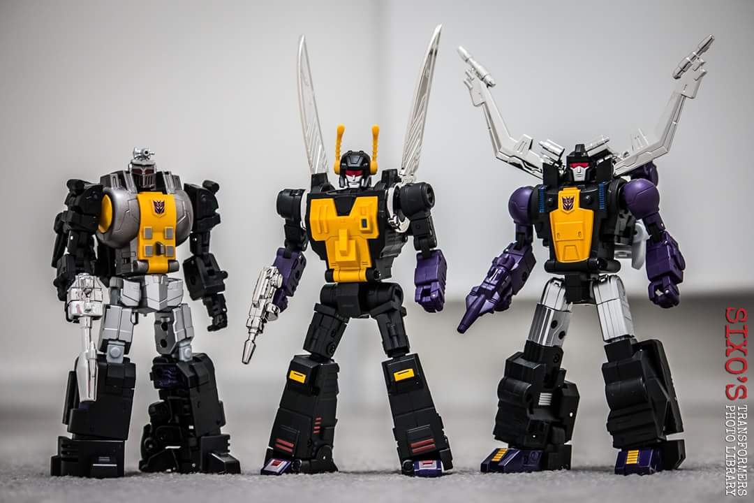 [Fanstoys] Produit Tiers - Jouet FT-12 Grenadier / FT-13 Mercenary / FT-14 Forager - aka Insecticons - Page 4 3mWehHrX