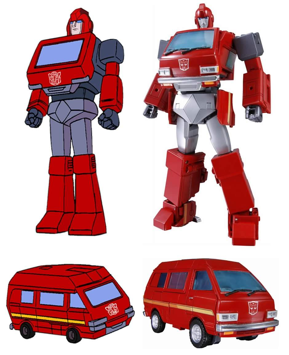 [Masterpiece] MP-27 Ironhide/Rhino - Page 3 4umBqXQR