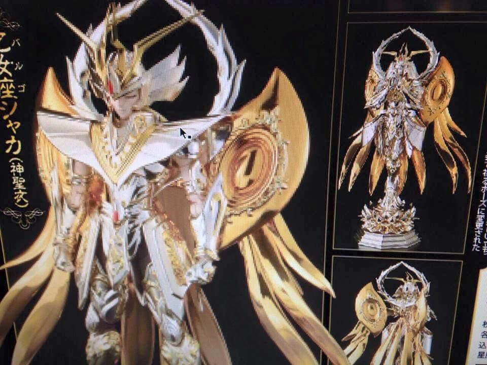 [Myth Cloth EX] Soul of Gold - Virgo Shaka Gold Cloth 7vUt00X5