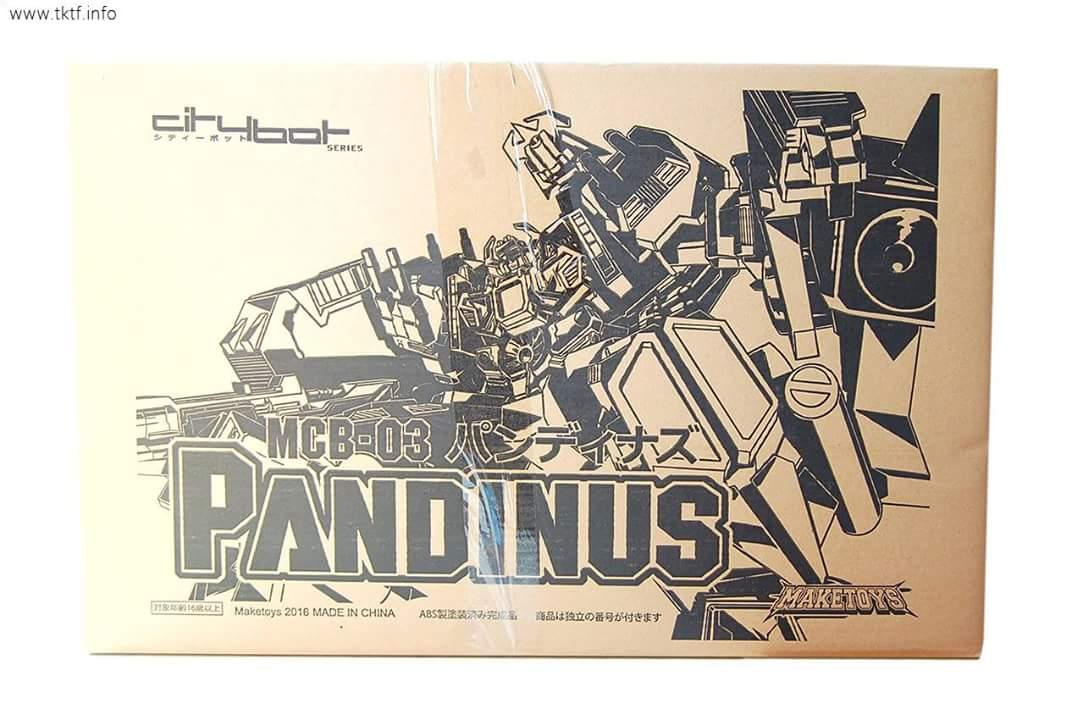 [Maketoys] Produit Tiers - Jouet MCB-03 Pandinus - aka Scorponok et MCB-03D Devil Stinger - aka Black Zarak - Page 2 8JOoKLgq