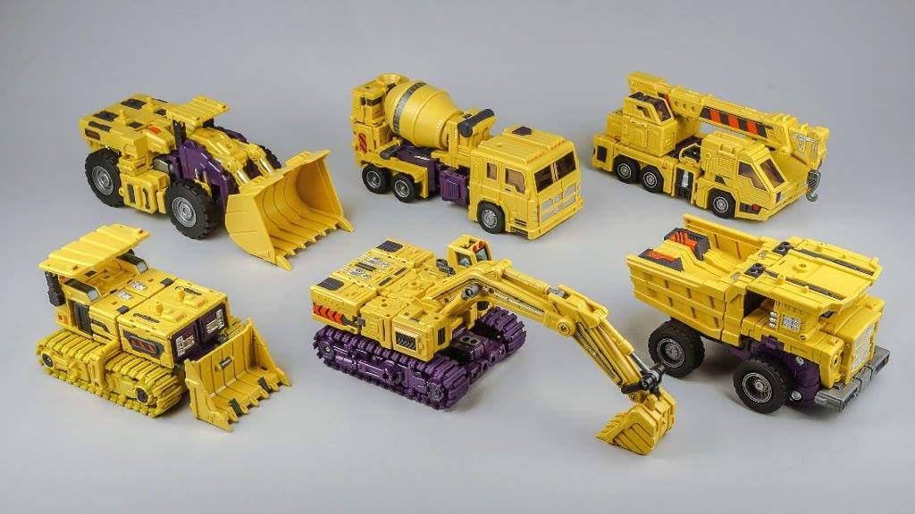 [Toyworld] Produit Tiers - Jouet TW-C Constructor aka Devastator/Dévastateur (Version vert G1 et jaune G2) - Page 8 8zqlAnDe