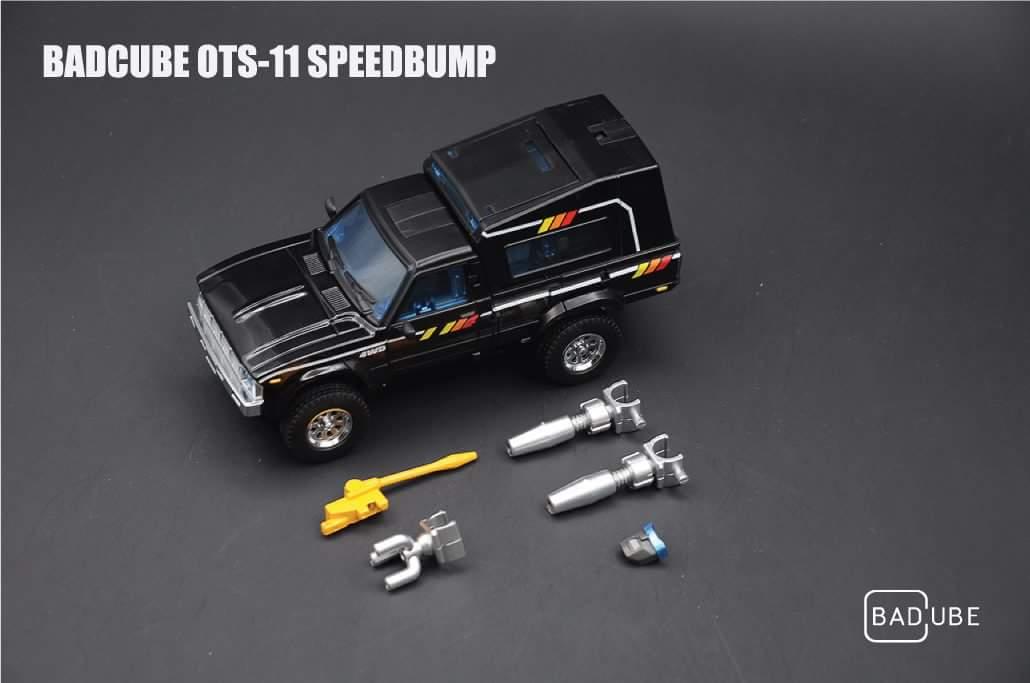 [BadCube] Produit Tiers - Jouet OTS-11 Speedbump - aka Trailbreaker/Glouton AgCJG51L