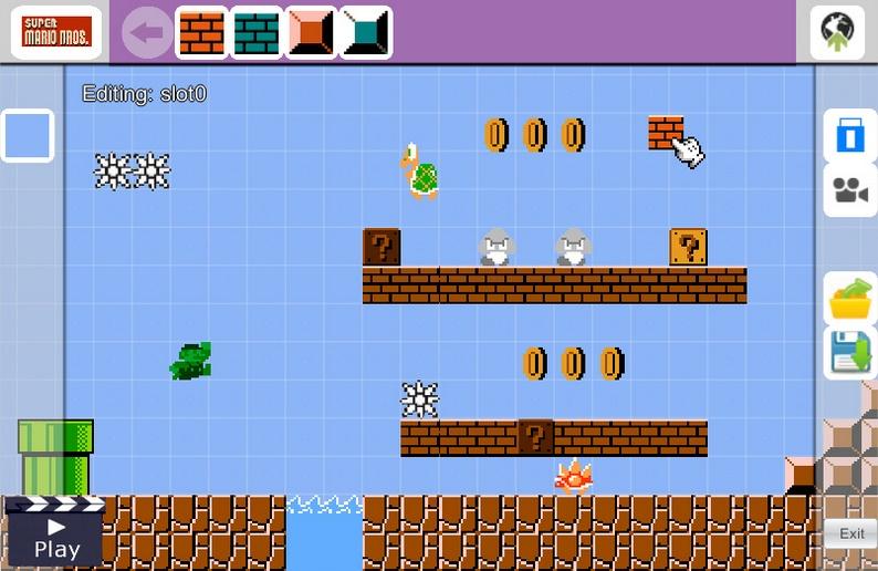 """Mairo Maker PC"", la alternativa gratis al Super Mario Maker de Wii U AtlwELhc"