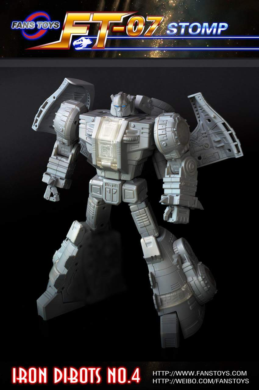 [Fanstoys] Produit Tiers - Dinobots - FT-04 Scoria, FT-05 Soar, FT-06 Sever, FT-07 Stomp, FT-08 Grinder - Page 5 Bc5FDPEf
