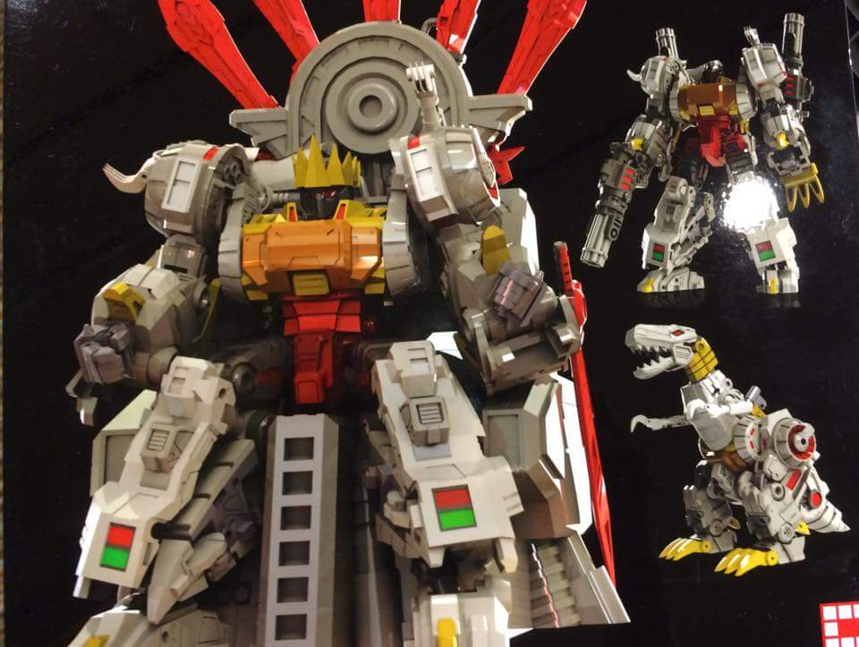 [FansProject] Produit Tiers - Jouets LER (Lost Exo Realm) - aka Dinobots - Page 2 C8m2E0rX