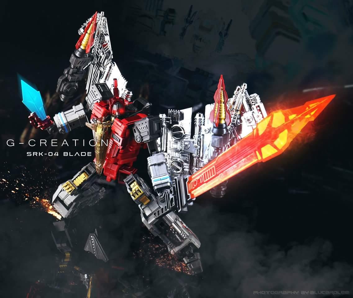 [GCreation] Produit Tiers - Jouet ShuraKing - aka Combiner Dinobots - Page 4 CECXul76