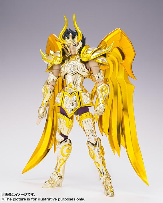 [Myth Cloth EX] Soul of Gold - Capricorn Shura Gold Cloth CL0Ug8At
